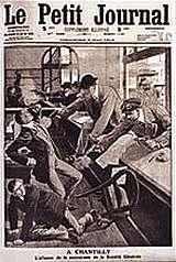 25 Mars 1912, attaque de la Société Générale à Paris